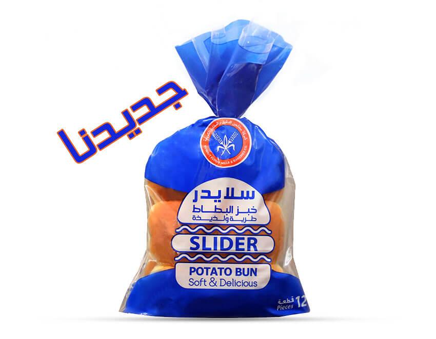 مطاحن الدقيق الكويتية|صمون الهوت دوج | منتج وطني كويتي